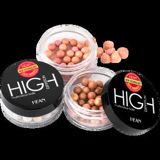 Hean_HD Multicolour_brązujące pudrowe perełki do twarzy 102, 15 g_1