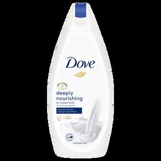 Dove_Deeply Nourishing_pielęgnujący żel pod prysznic, 500 ml