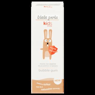 Biała Perła_Kids_pasta do zębów dla dzieci 3-6 lat, 50 ml