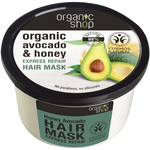 Organic Shop Avocado & Honey