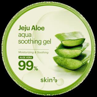 Skin79_Aloe Aqua_łagodzący żel aloesowy 99%, 300 ml