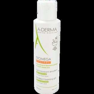 A-Derma_Exomega_oczyszczająco-zmiękczający żel pod prysznic, 500 ml