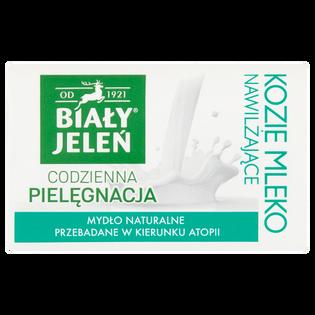 Biały Jeleń_Hipoalergiczny_mydło naturalne w kostce, 100 ml