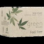 Feel Free Green leaves
