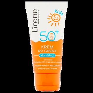 Lirene_Sun_krem do twarzy, 50 ml