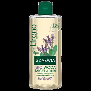 Lirene_Bio_woda micelarna szałwia, 400 ml