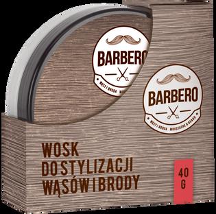 Barbero_wosk do stylizacji wąsów i brody, 40 g