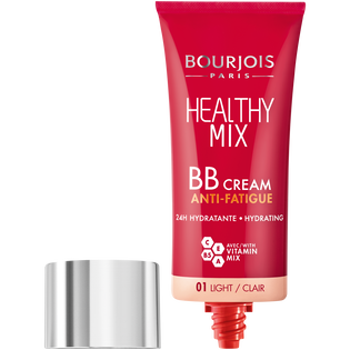 Bourjois_Healthy Mix_rozświetlająco-nawilżający krem BB z witaminami Light 01, 30 ml_2