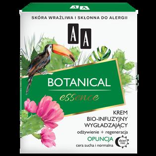 AA_Botanical Essence_bio-infuzyjny wygładzający krem do twarzy, 50 ml