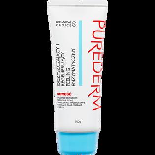 Purederm_oczyszczający peeling enzymatyczny, 100 g