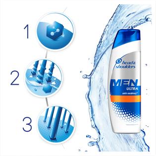 Head & Shoulders_Men Ultra Anti-Hairfall_szampon przeciwłupieżowy do włosów, 270 ml_4