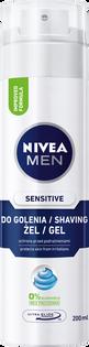 Nivea Men_Sensitive_łagodzący żel do golenia, 200 ml