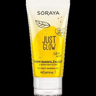 Soraya_Just Glow_rozświetlająco-nawilżający krem do twarzy, 50 ml_1