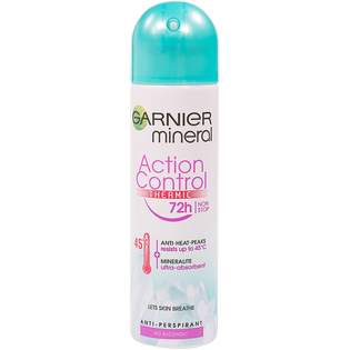 Garnier_Mineral Action Control Thermic_antyperspirant damski w sprayu, 150 ml
