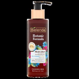 Bielenda_Botanic Formula_mleczko do demakijażu olej z czarnuszki+czystek, 200 ml