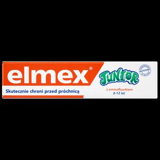 Elmex_Junior_pasta do zębów 7-12 lat, 75 ml