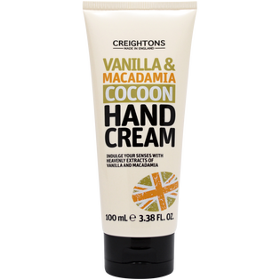 Creightons_Vanilla & Macadamia Cocoon_krem do rąk, 100 ml