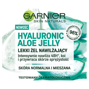 Garnier_Aloe Jelly_lekki żel nawilżający do twarzy 3w1, 50 ml_2