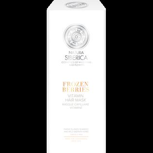 Natura Siberica_Frozen Berries_witaminowa maska do włosów, 200 ml_2