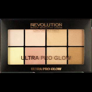 Revolution Makeup_Ultra Pro Glow_paleta rozświetlaczy do twarzy, 20 g_1