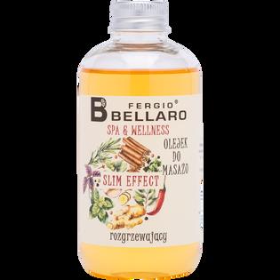 Fergio Bellaro_Rozgrzewający_olejek do masażu, 200 ml