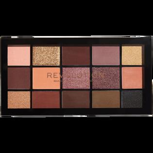 Revolution Makeup_Re-loaded_paleta cieni do oczu velvet, 16 g