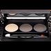 Hean_Eye Brow Professional_paleta cieni w kamieniu do stylizacji brwi 2, 5,7 g_2