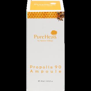 Pureheals_Propolis_wzmacniająco łagodzące serum-ampułka do twarzy z propolisem, 30 ml_2