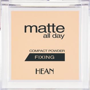 Hean_Matte All Day_utrwalający puder w kamieniu do twarzy translucent 501, 9 g_1