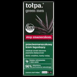 Tołpa_Green Men Stop Zmarszczkom_przeciwzmarszczkowy krem łagodzący do twarzy męski, 50 ml_2