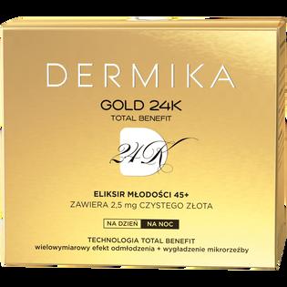 Dermika_Gold 24k_krem do twarzy eliksir młodości na dzień i noc 45+, 50 ml_2