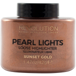 Revolution Makeup Sunset Gold