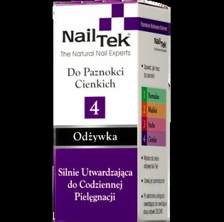 Nail Tek_Silnie Utwardzająca_silnie utwardzająca odżywka do codziennej pielęgnacji cienkich paznokci, 15 ml_2