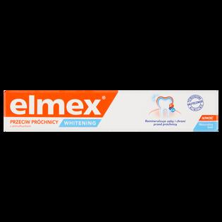 Elmex_Przeciw Próchnicy Whitening_pasta do zębów, 75 ml