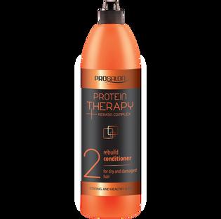 Prosalon_Protein Therapy_odbudowująca odżywka do włosów, 1000 ml