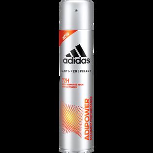 Adidas_Adipower_dezodorant męski w sprayu, 250 ml