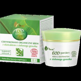 Ava_Eco Garden_certyfikowany organiczny krem do twarzy, 50 ml