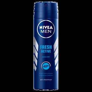 Nivea Men_Fresh Active_antyperspirant męski w sprayu, 150 ml
