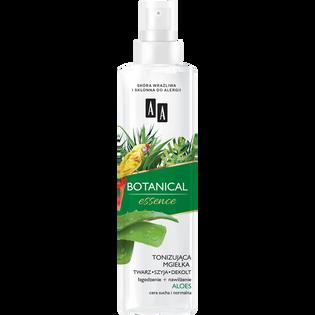 AA_Botanical Essence_tonizująca mgiełka do twarzy, 250 ml