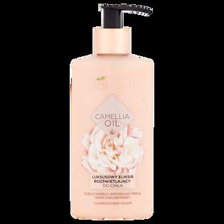Bielenda_Camellia Oil_luksusowy eliksir rozświetlający do ciała, 150 ml