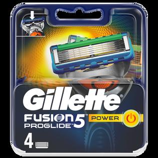 Gillette_Fusion Proglide Power_wkłady do maszynki do golenia, 4 szt./1 opak_1