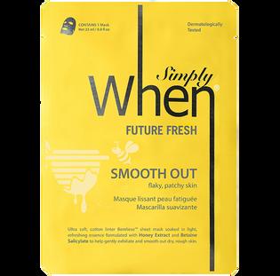 Simply When_Future Fresh_koreańska maska wygładzająca do twarzy, 23 ml_1