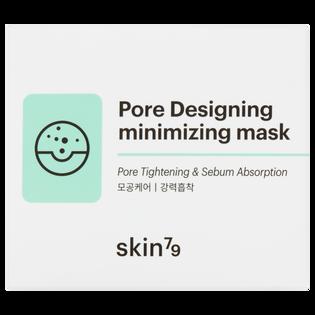 Skin79_maseczka do twarzy oczyszczająca z kwasem węglowym i białą glinką, 100 ml