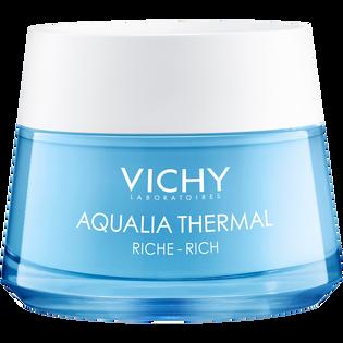 Vichy_Aqualia Thermal_odżywczy krem nawilżający do skóry suchej i bardzo suchej, 50 ml_1