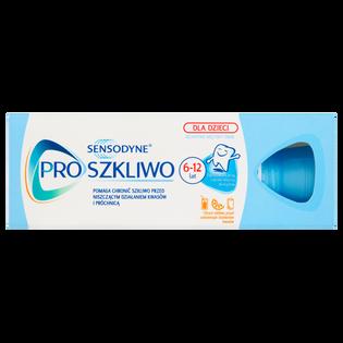 Sensodyne_Proszkliwo Junior_pasta do zębów 6-12 lat, 50 ml
