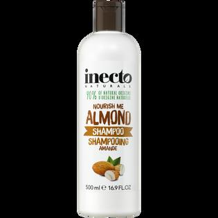 Inecto_Migdał_szampon do włosów, 500 ml