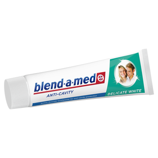 Blend-A-Med_Anti-Cavity Delicate White_pasta do zębów, 100 ml_1