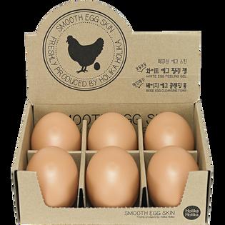 Holika Holika_Sleek Egg Beige_pianka do oczyszczania twarzy, 140 ml_1