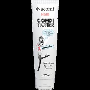 Nacomi_Hair_nawilżająco-wygładzająca odżywka do włosów, 150 ml
