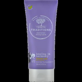 Treets Traditions_Healing in Harmony_żel pod prysznic, 200 ml